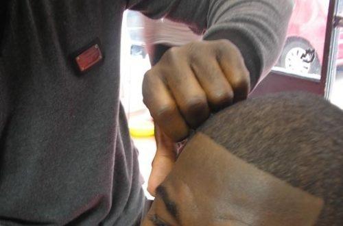 Article : Petits métiers de survie : Les coiffeurs de l'UCAD